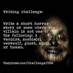Creative writing ghost story A Guide to How to Write a