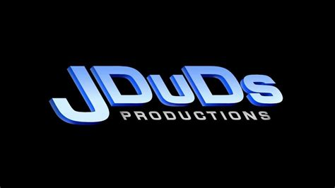 JDuDs Productions NEW Logo - YouTube