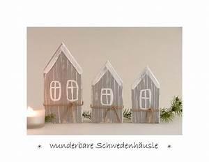 Kleine Deko Holzhäuser : deko objekte 3 schweden h uschen holz winterdeko herbstdeko ein herbst pinterest ~ Sanjose-hotels-ca.com Haus und Dekorationen