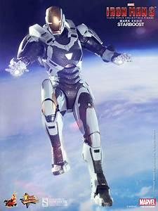Iron Man Mark XXXIX Starboost figure   Sideshow Collectibles
