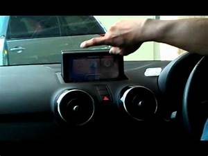 Gps Audi A1 : audi a1 tfsi upgraded with papago gps navigation system on original screen 2 camera youtube ~ Gottalentnigeria.com Avis de Voitures