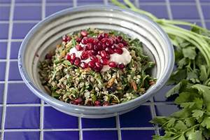 Leichte Salate Rezepte : salat rezepte 2 ideen f r kostbare getreide salate ~ Frokenaadalensverden.com Haus und Dekorationen
