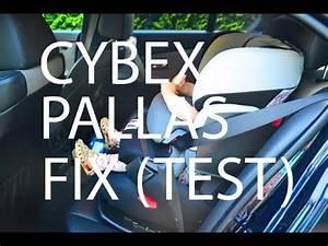 Kindersitz Gruppe 2 3 : cybex pallas fix unboxing montage kindersitz gruppe ~ Jslefanu.com Haus und Dekorationen