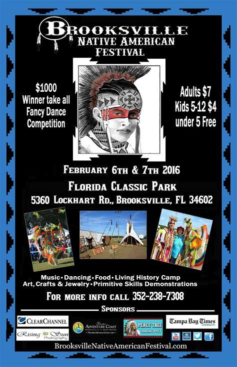 Brooksville Native American Festival & Powwow - Powwows ...