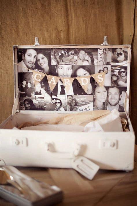 creative wedding card box ideas  impress  guests