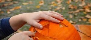 Une Citrouille Pour Halloween : citrouille halloween comment faire c t ~ Carolinahurricanesstore.com Idées de Décoration