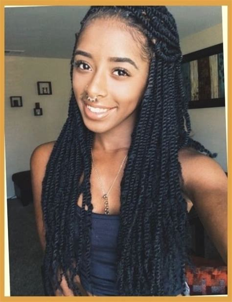Hairstyles With Marley Twists by Marley Twists On Box Braids Twists And