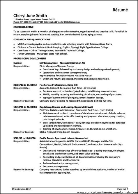 Office Manager Cv Exle by 28 Office Manager Description Resume Front Office