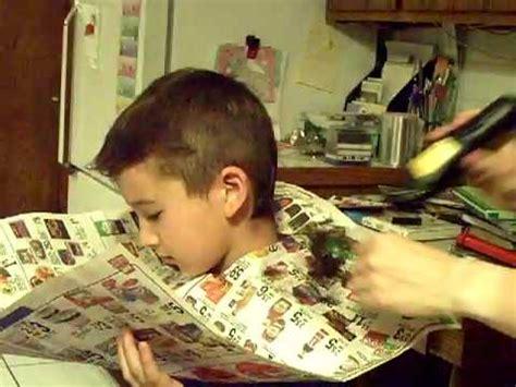 home haircut  boys part  youtube
