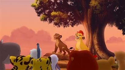 Kion Rani King Roar Queen Lion Guard