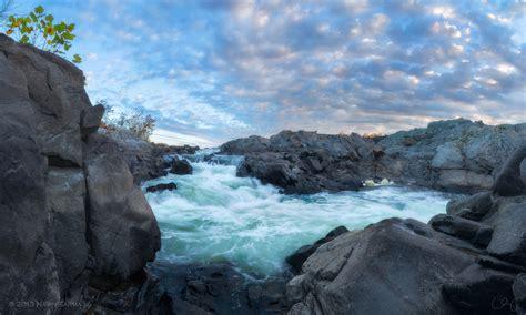 autumn  great falls national park navin sarma