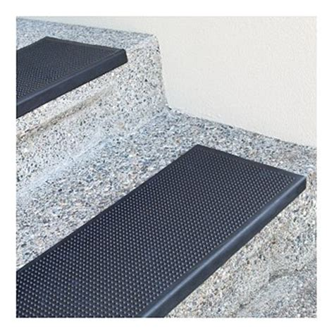 Rubber Stair Nosing For Tile by Rubber Stair Tread Flooring In Your Garage Griot S