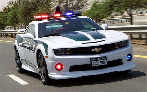 Dubai Police Adopt Chevy Camaro Ss, Aston Martin One-77