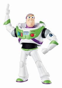 Toy Story Karate Choppin' Buzz Lightyear Deluxe Action Figure