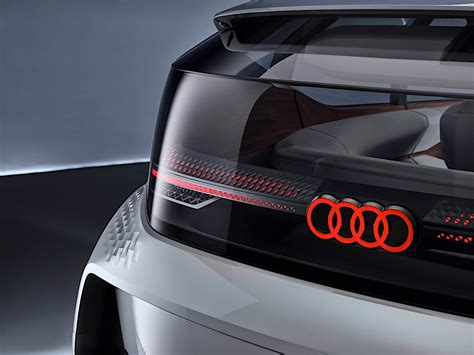 audi shows artificial intelligence car  eye controlled