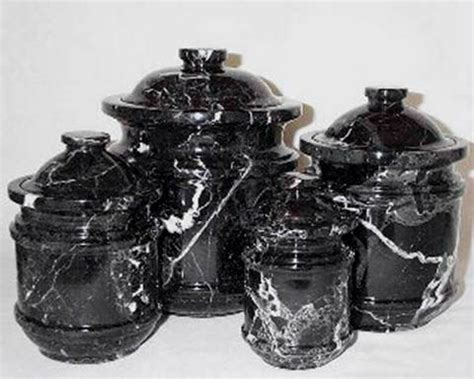 black canisters for kitchen black marble chess set black zebra marble bookends black