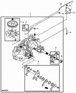 John Deere Z225 Belt Diagram
