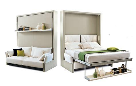 canapé lit pour studio zoom sur clei créateur de lits escamotables la