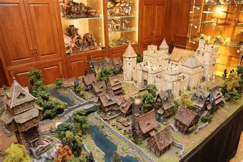 d and d table amazing d d fantasy diorama tabletop terrain volomir com