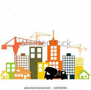 Building Under Construction Stock Photo 119722294 ...