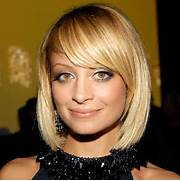 Inverted bob hairstyle...