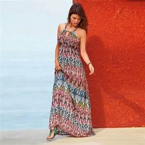 pour choisir une robe robes longues d39ete la redoute With robe d été la redoute