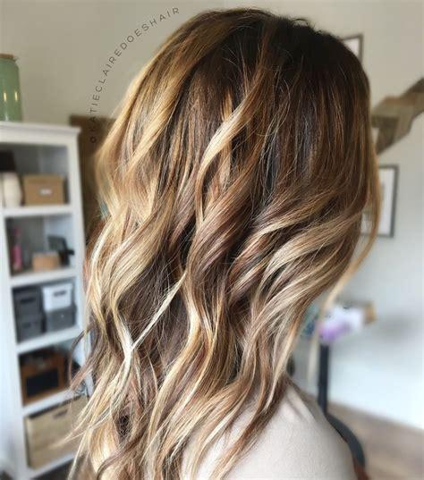 Warm Golden by Warm Balayage Golden Brown Hair Bronde