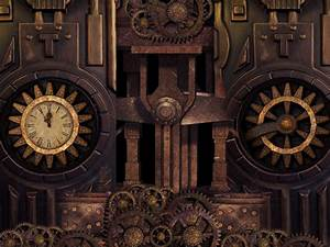 Steampunk Texture For Photoshop (Metal) Textures for