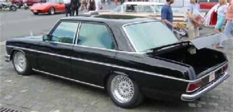 Mercedes-Benz Lowrider