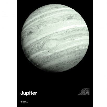 glow in the moon jupiter posters