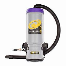Image result for ProTeam Supercoach Backpack Vacuum