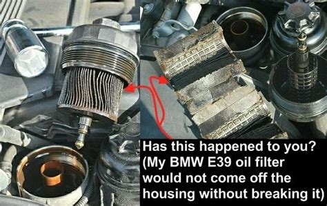 bmw  oil filter change vacuum extraction method