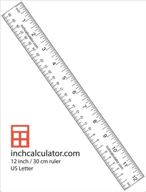 printable rulers  downloadable  rulers