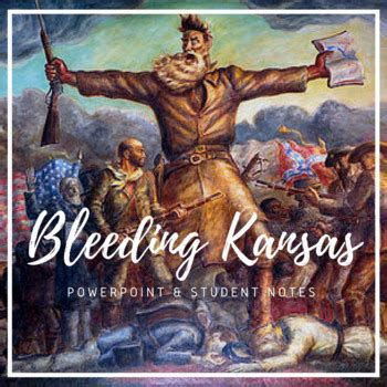 bleeding kansas powerpoint lecture  student notes