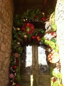 Pinterest Christmas Door Decor