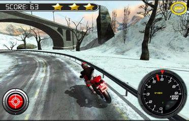 Bike Rider Frozen Highway Free Download Android App