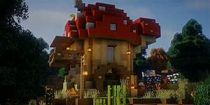 The, Coolest, House, Building, Ideas, For, Minecraft