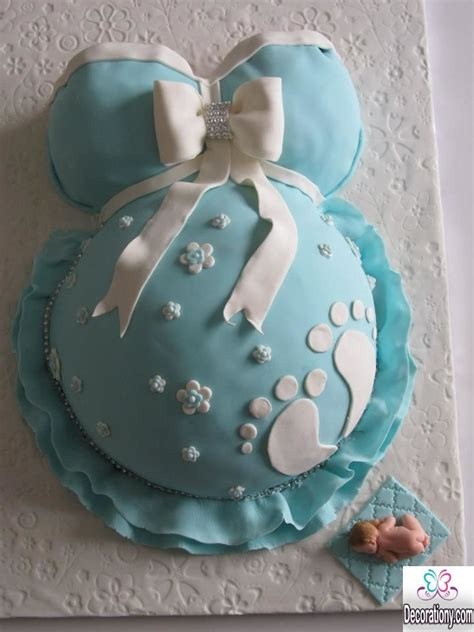 13 easy cake decorating ideas for baby shower decorationy
