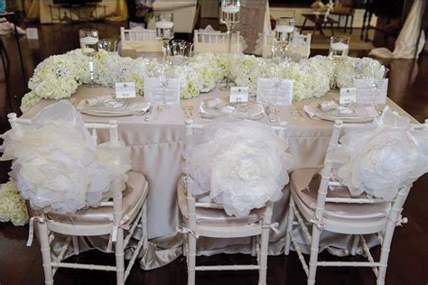 housses de chaise pour votre mariage decoration mariage