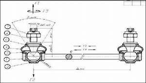 Link Stabilizer Drawing