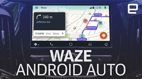 waze for android waze for android auto on 183 techcheckdaily