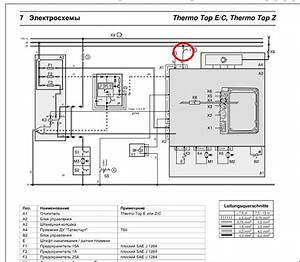 U0421 U0445 U0435 U043c U0430 Webasto Thermo Top C