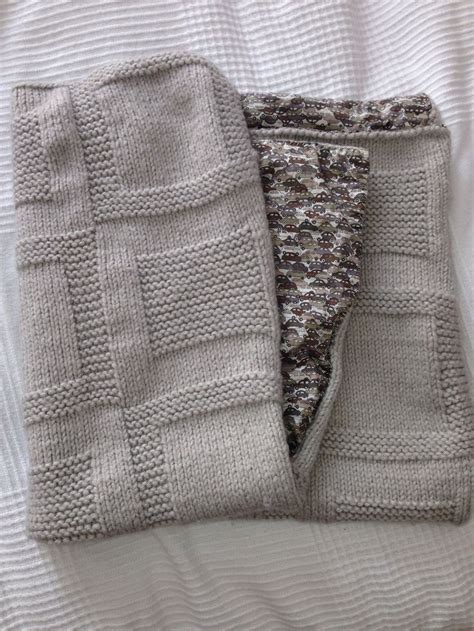 modele couverture bebe tricot phildar