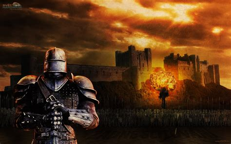 wallpapers hd  knights warriors medieval