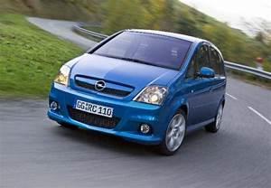 Fiche Technique Opel Meriva : fiche technique opel meriva 1 6 180 turbo opc ann e 2006 ~ Maxctalentgroup.com Avis de Voitures