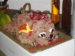 Happy Birthday Emoji Message 16 Dog Cake Fails That Are Unbelievably Bad Barkpost