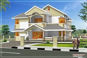Kerala House Plans and Elevations - KeralaHousePlanner com