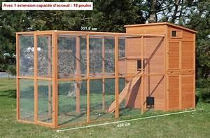 Plan Poulailler 5 Poules : plan poulailler pour 20 poules ~ Premium-room.com Idées de Décoration