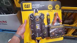 Costco  Cat 4 Amp 12 Volt Battery Charger    Maintainer  27