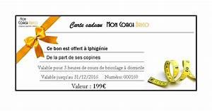 Mon Coach Brico : nos cartes cadeaux mon coach brico ~ Nature-et-papiers.com Idées de Décoration